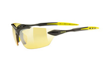 UVEX sgl 203 black-yellow